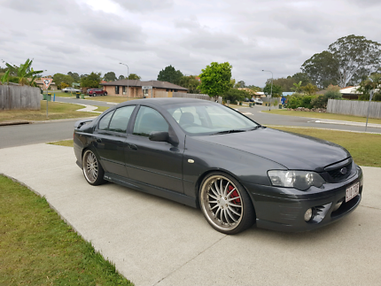 2007 Ford Falcon XR6 BF MK11 Swaps for Xtrail