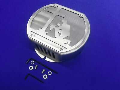 Heavy Duty 12 Ga. Steel Exciter Cover Praying Cowboy Fits Lincoln Sa-200 Welder