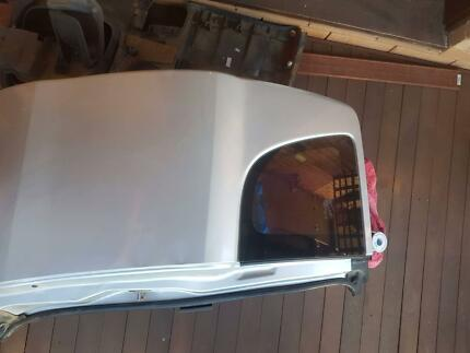 Mazda bt50 extra cab rear door