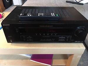 Sony Surround Sound Receiver
