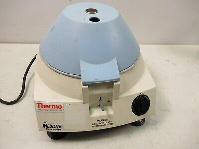 Thermo Iec Medilite Microcentrifuge 12 Place Fixed Position Centrifuge 004580f