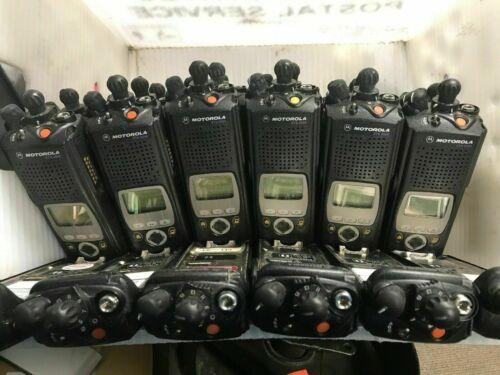 Motorola XTS 5000 Model II 700 / 800Mhz Two Way Radio XTS5000 H18UCF9PW6AN