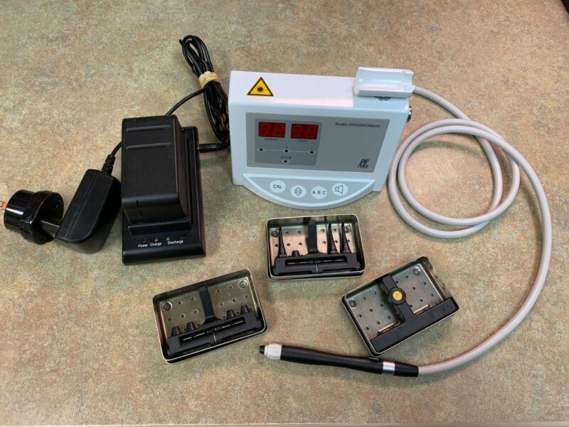 Kavo Diagnodent Classic 2095 Dental Laser Caries Detection Unit.