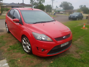 Ford focus XR 5 LV 2010 nearest offer or swaps  4x4 ute diesel  Toukley Wyong Area Preview