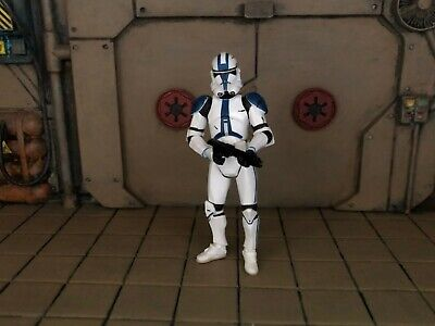 LOOSE STAR WARS THE 30th ANNIVERSARY PHASE 2 VADER LEGION 501st CLONE TROOPER