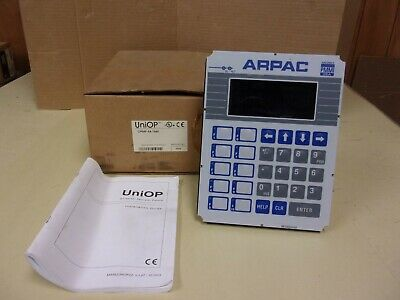 Uniop Airpac Cp04f-04-1945 Operator Panel