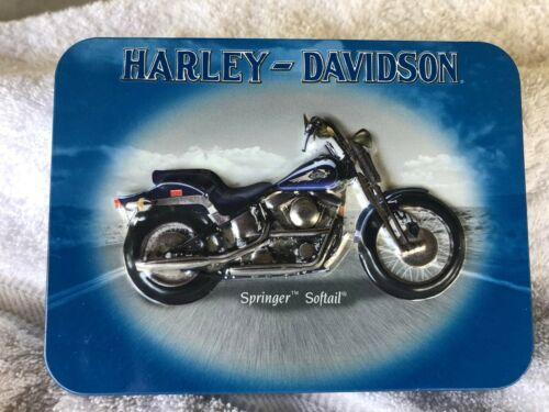 1988 Harley Davidson Springer Card Set - Vintage Collectible - New
