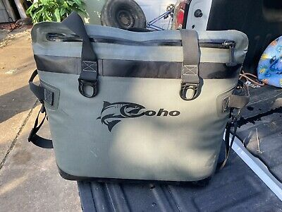 COHO Camping Cooler Bag Waterproof Soft Sided Cooler Multifunctional Used Nice