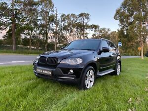 2007 BMW X5 AUTO TURBO DIESEL 6CYL 3.0L 181,000KMs Slacks Creek Logan Area Preview