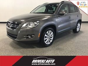 2011 Volkswagen Tiguan 2.0 TSI Highline HIGHLINE FULLY LOADED...