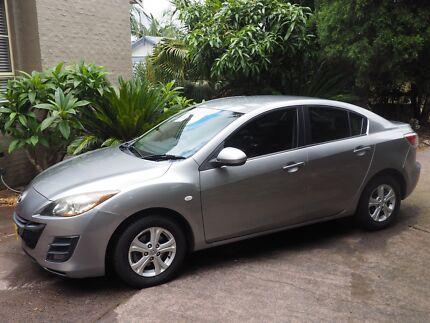 2010 Mazda 3 Maxx