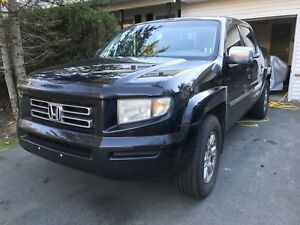 2006 Honda Ridgeline w/ Winters, Leather