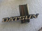Datsun 620 Grille Emblem Mango Hill Pine Rivers Area Preview