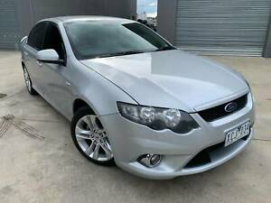 2009 Ford Falcon XR6 Automatic Sedan Bayswater North Maroondah Area Preview