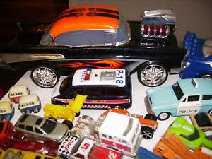 BIG COLLECTION of MODEL CARS: 150 of them!!!!- CHEAP