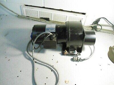 Leeson C4d17nz23b Dc Gearmotor 108706.00 14hp 90v Ratio 131
