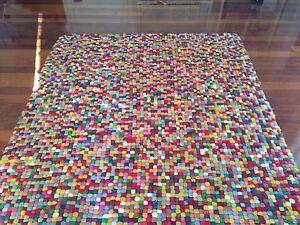 Rug-felt ball rug Kotara Newcastle Area Preview