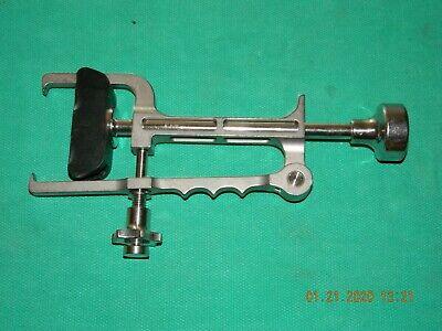 Howmedica 6633-8-080 Femoral Impactor Orthopedic Instrument