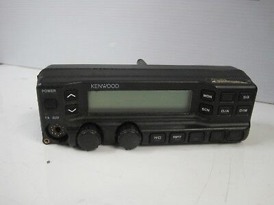 Kenwood Tk-690 Vhf Radio Remote Face Plate