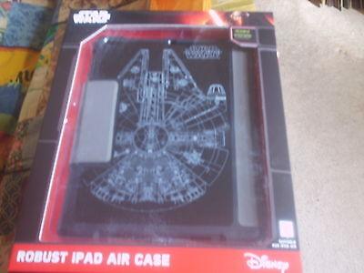 STAR WARS Robust iPad Air Case Millenium Falcon NEW