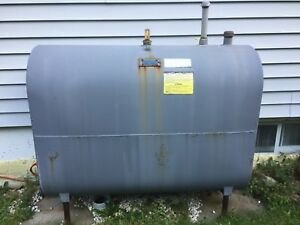 Looking to have older oil tank removed - Free Oil