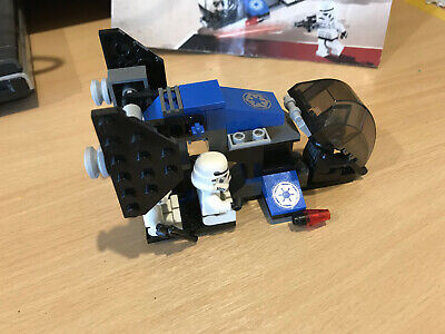 LEGO STAR WARS 7667 - Imperial Dropship - Complete with instructions