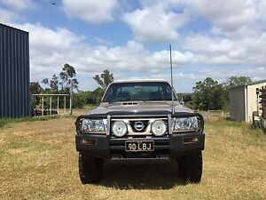 2006 Nissan Patrol Ute Yeppoon Yeppoon Area Preview