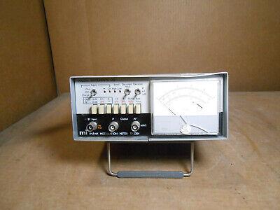 Marconi Tf 2304 Fmam Modulation Meter