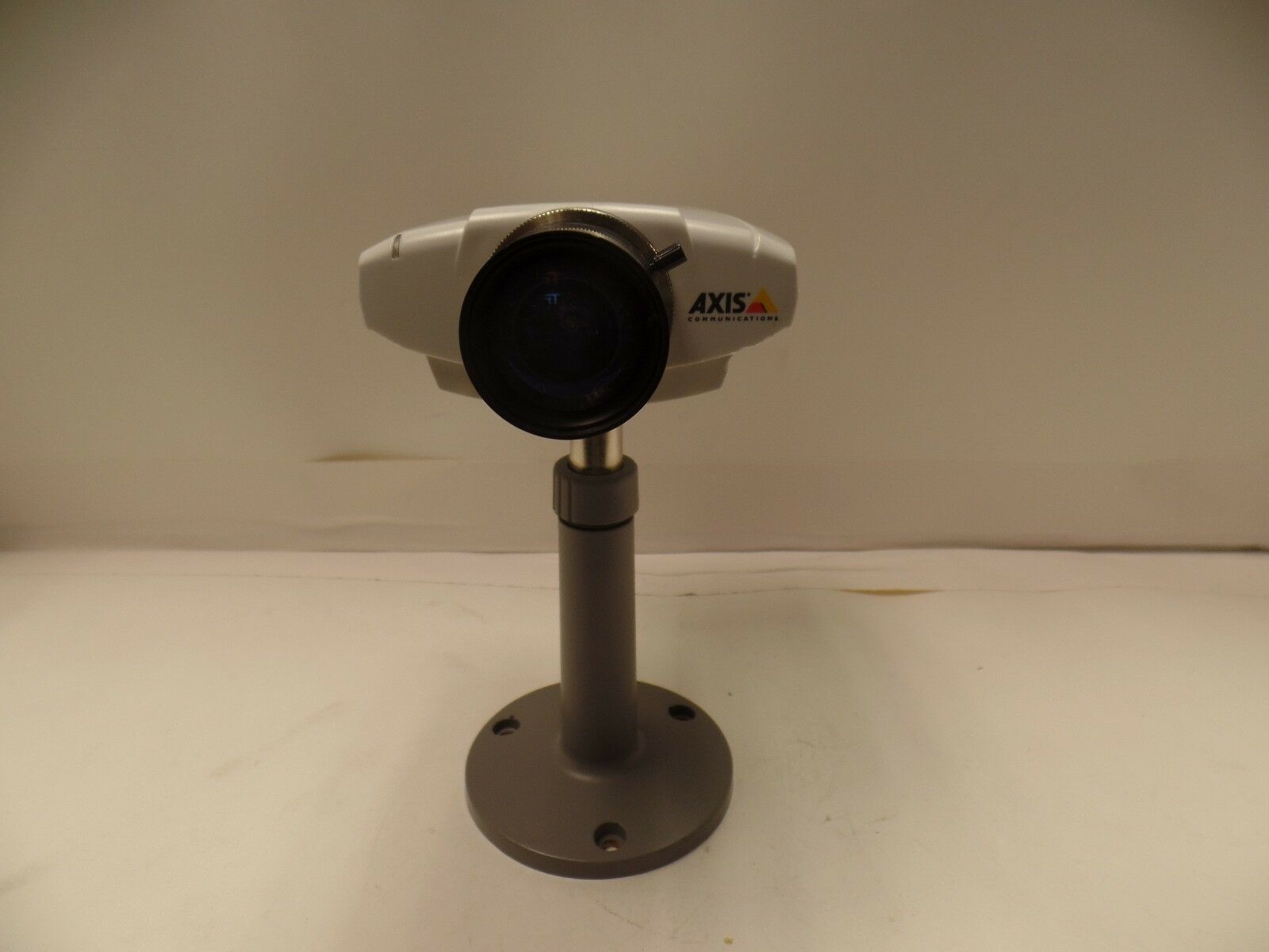 Axis Communications 210A IP Network CCTV Camera PoE Motion Detecting Audio 1