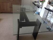 GREAT DINING TABLE - TOP IN GLASS - up to 8 seats Brisbane City Brisbane North West Preview