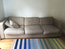 Free couch from willoughby Willoughby Willoughby Area Preview