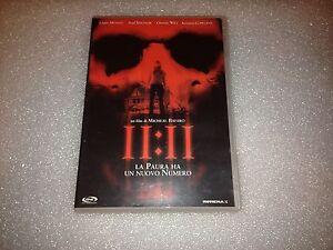 11:11 (2004) DVD - USATO - Italia - 11:11 (2004) DVD - USATO - Italia