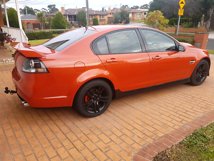 Holden commodore sv6 ve manual
