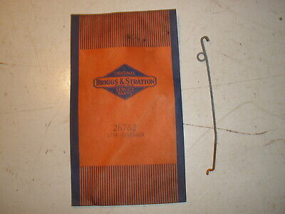 Briggs Stratton Gas Engine Governor Link 26762 New Old Stock Vintage