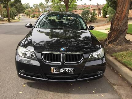 2006 BMW 320i (11 months registration)
