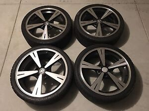 19 inch Cv8 Wheels Holden Monaro Brookdale Armadale Area Preview
