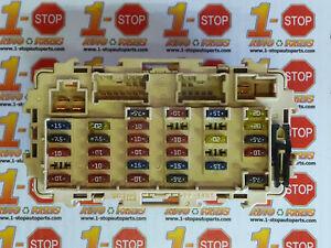 00 01 02 03 04 nissan xterra fuse box ebay 01 Xterra Knock Sensor 01 nissan xterra fuse box