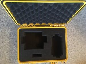 Pelican Case with new Foam inside