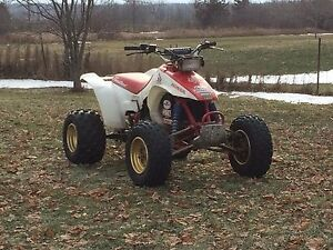 1987 Honda Fourtrax 250R