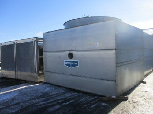 Evapco Stainless Steel Basin Cooling Tower AT 312-542, 1450 Tons,  4,486GPM