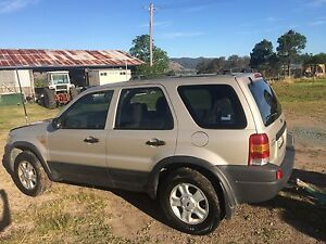 2003 Ford Escape Wagon Gloucester Gloucester Area Preview
