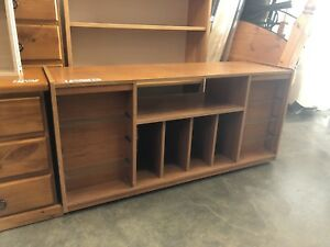 Teak TV Unit Wangara Wanneroo Area Preview