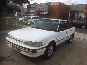 1992 Holden Nova Sedan Narre Warren South Casey Area Preview