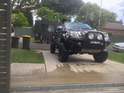 2012 hilux sr5  Chatswood Willoughby Area Preview