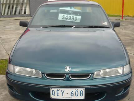 1997 Holden Commodore Sedan Dandenong Greater Dandenong Preview