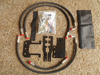 Agco Mf1700 Compact Tractor Backhoe Hose Set Wholegoods 72533781