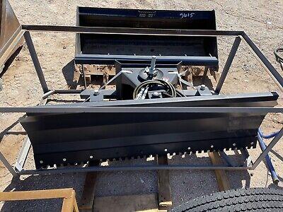 New Jct 72 6 Way Skidsteer Hydraulic Dozer Blade