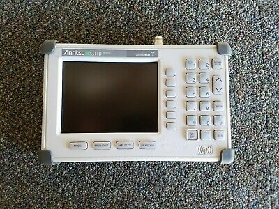 Anritsu S311d Site Master Cable And Antenna Analyzer - Free Shipping