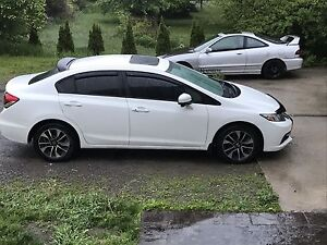 2014 Honda Civic 5 Speed