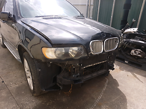 2004 BMW X5 E53 Maribyrnong Maribyrnong Area Preview
